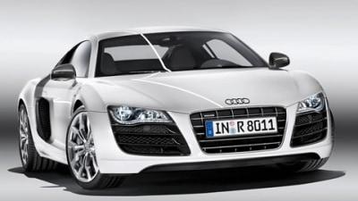 2009 Audi R8 5.2 FSI V10 Gets Early Reveal