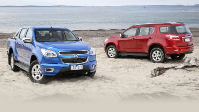 2015 Holden Colorado Pickup, Colorado 7 SUV: Price And Features For Australia