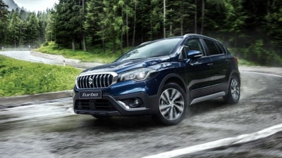 2017 Suzuki S-Cross Gets Turbo Power