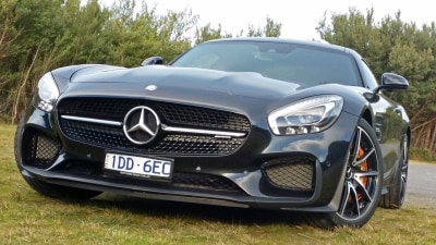 Mercedes Benz AMG GT S REVIEW: Heart Of Darkness