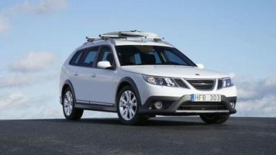2009 Saab 9-3X Revealed Ahead Of Geneva Motor Show