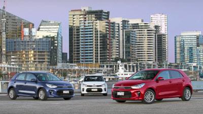 2017 Kia Rio - Price And Features For Australia