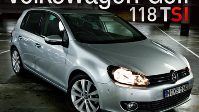 2009 Volkswagen Golf 118 TSI Road Test Review