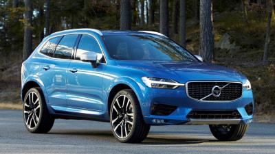 2018 Volvo XC60 Australian Pricing Announced