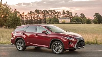 2018 Lexus RX 350L first drive review