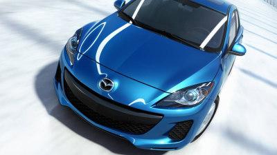 2012 Mazda3 With SkyActiv-G Engine And Transmission Revealed In Toronto