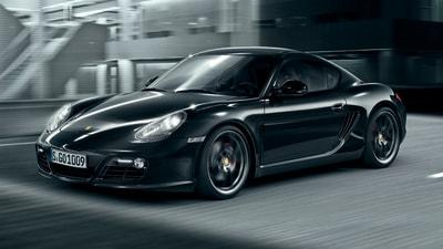 Porsche Cayman S Black Edition On Sale In Australia
