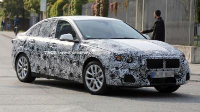 BMW 1 Series Sedan To Arrive In 2017