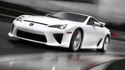 Lexus LFA Details Leaked Ahead Of Tokyo Motor Show Debut