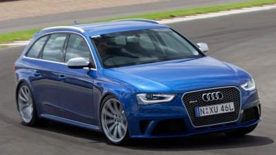 2013 Audi RS4 Review