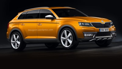 Skoda To Roll Out Four New SUVs