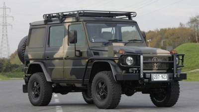 "Mercedes-Benz G-Wagon Military Vehicles Delivered To ADF, Civilian G-Class ""Inching Closer"""