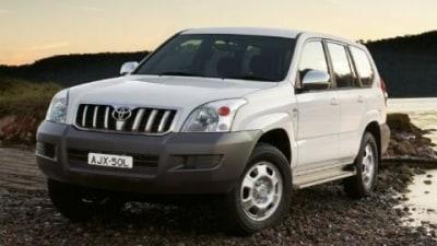 Toyota Announces New Entry-level Prado Turbo-diesel