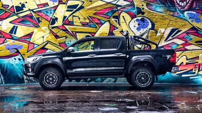 Toyota reveals Hilux Invincible 50