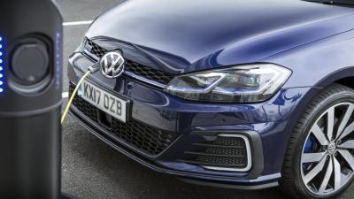 New VW Golf to offer hybrid power