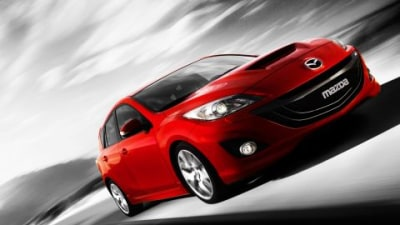 2009 Mazda3 MPS: First Pics & Teaser Vid Surface