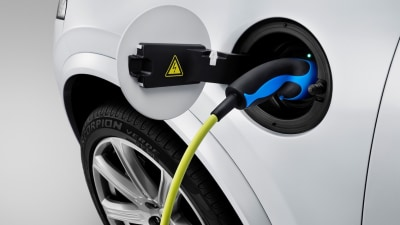Volvo's First EV To Be Produced in China From 2019