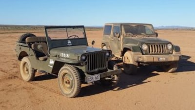Jeep returns to its off-roading roots