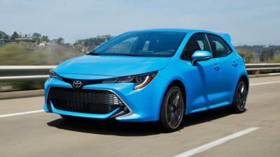 Toyota confirms new Corolla hybrid