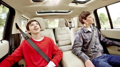 Ford Offers Inflatable Seatbelts To Rivals
