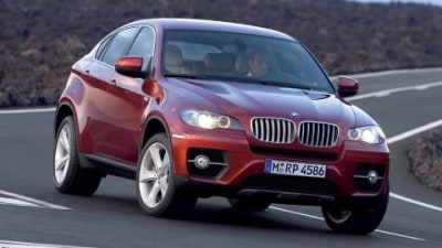 Crossing Over: BMW X6 Pricing and Specs Revealed