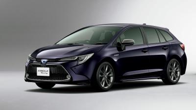 Toyota Corolla Touring released in Japan, still not for Australia