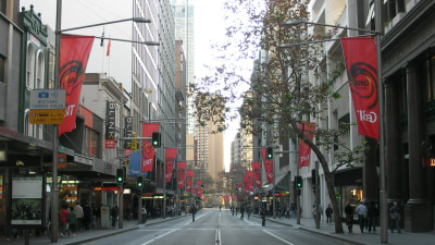 Pedestrians The Focus Of A Sydney CBD Traffic Overhaul