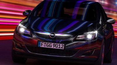 2010 Opel Astra: Opel Serves Up A Desktop Delight