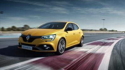 Renault reveals track-ready Megane RS Trophy
