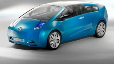 Toyota to Unveil Hybrid X at Sydney Motor Show