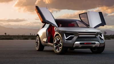 Kia HabaNiro concept revealed
