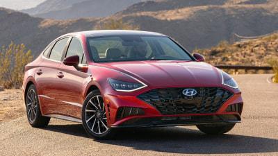 New Hyundai Sonata due in Australia late 2020