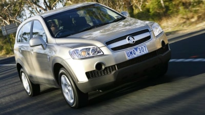 Holden Captiva And Volkswagen Caddy Recalled - Also KTM And Husqvarna