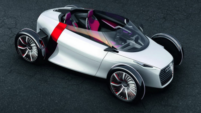Audi Urban Concept Duo Revealed