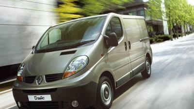 2011 Renault Trafic Van On Sale In Australia