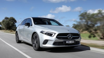 Mercedes-Benz A250 4Matic 2018 first drive review