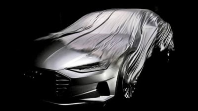 Audi Teases New Styling, New Flagship Ahead Of LA Auto Show Debut: Video