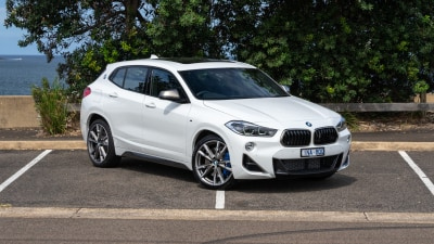 BMW X2 M35i 2019 Wagon Review