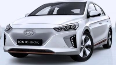 Hyundai Ioniq design to be more conservative