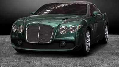 Bentley Zagato GTZ - Yours For Just $2.6 Million