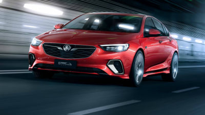2018 Holden Commodore VXR Revealed - OFFICIAL