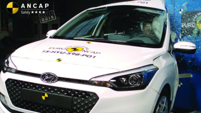Bitter-Sweet For Hyundai In ANCAP Tests - Only 4 Stars For i20 Sold In New Zealand But 5 Stars For Ioniq - 5 Stars Too For Audi A5 And Volvo S90