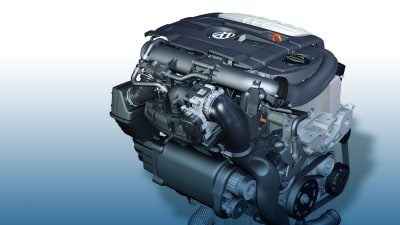 Volkswagen Small Engine Gets Cylinder Deactivation