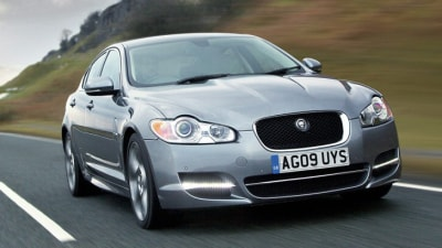 2010 Jaguar XF V6 3.0 Petrol Drops Below $100,000 For 75th Anniversary
