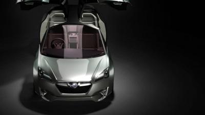 Subaru To Debut Hybrid Tourer Concept At Tokyo