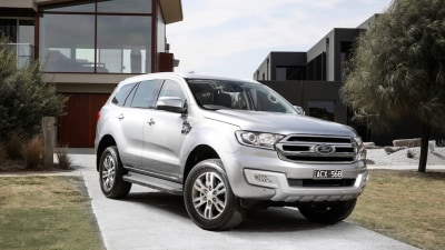 Rear-Drive Ford Everest Launches Next Month