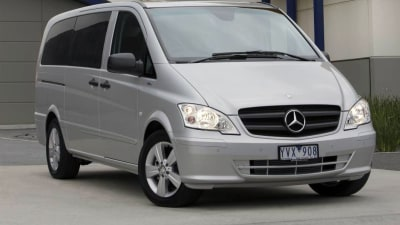 Mercedes-Benz Valente People-mover On Sale In Australia