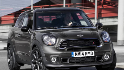 2015 MINI Paceman Unveiled