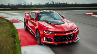 Camaro range to expand in Oz