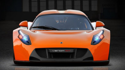 Hennessey Reveals 1.1MW Venom GT2